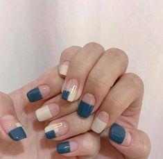 [New] The 10 Best Nail Ideas Today (with Pictures) - Đơn giản mà vẫn xin. Nail Polish Designs, Nail Art Designs, The Art Of Nails, Baby Nails, Nail Art Videos, Minimalist Nails, Fall Nail Art, Simple Nail Designs, Simple Nails