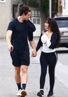 """Shawn Mendes and Camila Cabello have been making fans ask """"are they or aren't they?"""" for years, with recent events pushing eve. Camilla, Shawn And Camila, Fangirl, Mendes Army, Shawn Mendes Imagines, Shawn Mendez, Famous Couples, Celebrity Couples, Couple Pictures"""