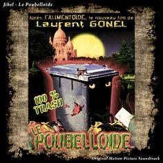 In My Ears: Jihel - Le Poubelloïde (Updated) - http://cerebralrift.org/2014/02/05/in-my-ears-jihel-le-poubelloide/