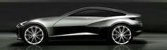 Aston Martin by Marianna Merenmies, via Behance