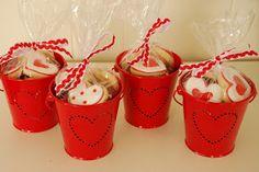 jackandy cookies: Valentine's Day Cookies
