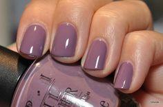 OPI Parlez-vous Purple Nail Polish