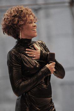 Whitney Houston Missed terribly....