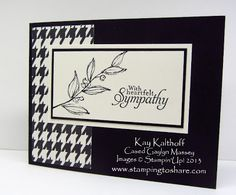 Stamping to Share: 8/12 Simply Sketched Hostess Set