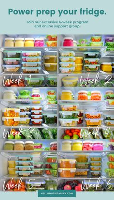 The Eat to Live Fridge healthy meal prep ideas for the week Hello Nutritarian Prep Plan Dr Fuhrman Diet Dr Greger How Not to Die clean eating meal prep ideas copy Nutrition Sportive, Sport Nutrition, Nutrition Store, Proper Nutrition, Banana Nutrition, Nutrition Month, Nutrition Quotes, Nutrition Education, Manger Healthy