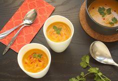 Carrot Lemongrass Soup