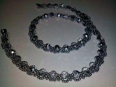Шикарное Ожерелье из Бисера и Бусин Мастер Класс Чокер/Chic Necklace of Beads and Beads Master Class - YouTube