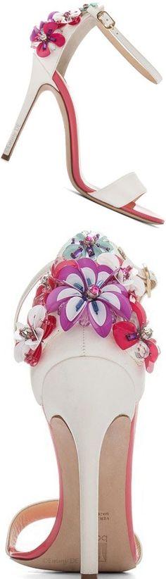 Brilliant Luxury by Emmy DE ♦Ballin 'Snowdrop' Sandal