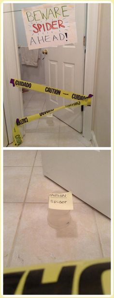 Funny Pictures Of The Day – 47 Pics if I had caution tape this would be my house lol