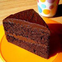 Bacardi Rum Chocolate Cake
