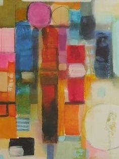 "Saatchi Art Artist Sarah Stokes; Painting, ""in rhythm"" #art"