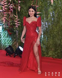 Modern Filipiniana Gown, Filipiniana Wedding, Wedding Gowns, Prom Dresses With Pockets, Nice Dresses, Nadine Lustre Outfits, Michael Cinco Gowns, Miss Universe Gowns, Debut Dresses