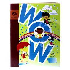 WOW! WONDERS OF WATER BROWNIE JOURNEY BOOK