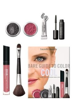 bareMinerals Bare Guide To Color - Cool