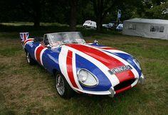 #British #Triumph #Spitfire Best possible color combo on an automobile