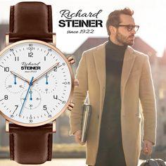 Richard Steiner Generation One Suit Jacket, Breast, Blazer, Suits, Jackets, Men, Fashion, Accessories, Designer Clocks