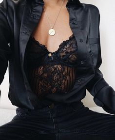 5caa96150a 97 Best Sheer shirt outfits images