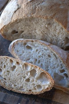 Chleb na zakwasie i drożdżach (wg Zorry) Bread Making, How To Make Bread, Pan Bread, Fish And Chips, Breads, Cooking Recipes, Menu, Fit, January