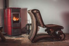 The Boxer Chair by Lorenzo Buratti | DERESTRICTED