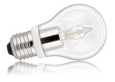 Goobay Kristall-LED Birne, 3,5 W, dimmbar E27