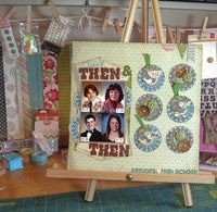 A Project by Whosthischick from our Scrapbooking Gallery originally submitted 08/21/12 at 02:05 PM