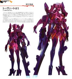 Rocketumblr | Evangelion Anima