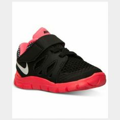 TODDLER NIKE FREE 5.0 WORN.  TONGUE STAINED FROM PANTS. (may be removable)  TODDLER SIZE 8 Nike Shoes Sneakers