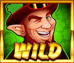 Lucky Leprechaun video slot is available for Line Video, Pot Of Gold, Game Concept, Game Ui, Leprechaun, Games To Play, Slot