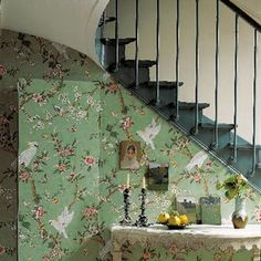 Kanchou Wallpaper From Brunschwig Amp Fils