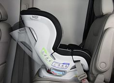 The importance of keeping your youngest travelers in a rear-facing child seat. A recent study shows that that most parents are still moving their children to a forward-facing car seat sooner than they should.