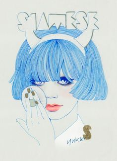 New work by Yukari Terakado.