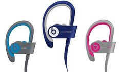 Pair these in-ear headphones to your mobile device and enable Bluetooth technology for hands-free use during daily workouts