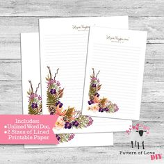 Matthew 6:10 Let your Kingdom come JW Ministry | Etsy Writing Paper, Letter Writing, Jw Ministry, Jw Gifts, Letterhead Design, Kingdom Come, Stationery Paper, Printable Paper, Print And Cut