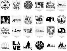 Camping Life, Camping Signs, Cricut Tutorials, Cricut Ideas, Cricut Svg Files Free, Tile Crafts, Cricut Creations, Craft Sale, Cricut Explore