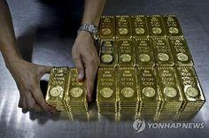 금(서울=연합뉴스DB)