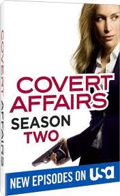 Covert Affairs: Season Two (DVD, Set) for sale online Anne Dudek, Annie Walker, James Bond Women, Peter Gallagher, Piper Perabo, Covert Affairs, Movie Categories, Francis Ford Coppola, Usa Network