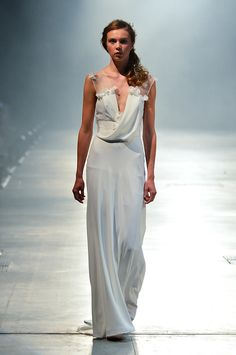 The David Fielden 2014 Collection ~ Innovative, Cutting Edge Bridal Fashion | Love My Dress® UK Wedding Blog