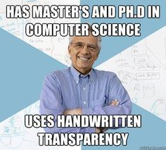 If you're an engineering student, you will lol
