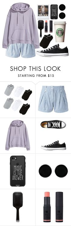 """comfy // say so // terror jr"" by buesosanchez ❤ liked on Polyvore featuring adidas, Maison Kitsuné, H&M, Converse, Casetify, AeraVida, GHD and Charlotte Russe"