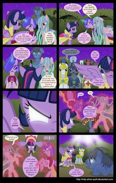 A Princess' Tears - Part 20 by MLP-Silver-Quill on deviantART
