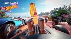 Forza Motorsport - Forza Horizon 3 is a fun game that has both fantasy and real life vehicles that you can customize. This game has some amazing scenery. Its an overall great racing game.