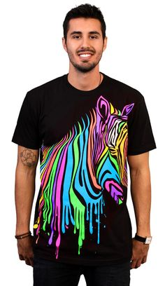 Daily Tee: Limited Edition - ZebrART t-shirt design - fancy-tshirts.com
