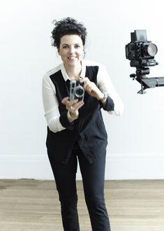 INTERVIEW · PETRINA TINSLAY (editorial photographer)