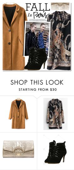 """""""Fall In Paris"""" by oshint ❤ liked on Polyvore"""
