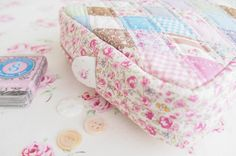 Pretty by Hand - Tree & Bunny Pouch
