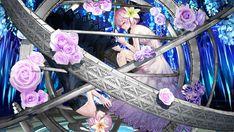Anime Original Garota Black Dress White Dress Flor Pink Hair Papel de Parede Pink Hair, Wallpaper, White Dress, The Originals, Anime, Black, Wallpaper In Hd, Wall Papers, Sharpies