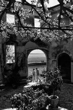 Italy Garda Lake - Punta San Vigilio by Franco Rubini