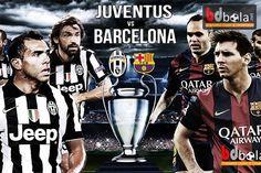Prediksi Final Liga Champion Juventus vs Barcelona - http://www.fifabola.info/prediksi-bola/prediksi-final-liga-champion-juventus-vs-barcelona/