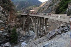 Bridge to Nowhere in Azusa - sounds like a very cool local hike, but long and a bit tough.