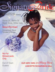 cover Signature Bride Magazine - visit it on site.  In the Gallery - Dream ideas for the Groom - click on the mag cover to view the items in magazine